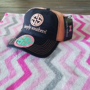 New Simply Southern Hat